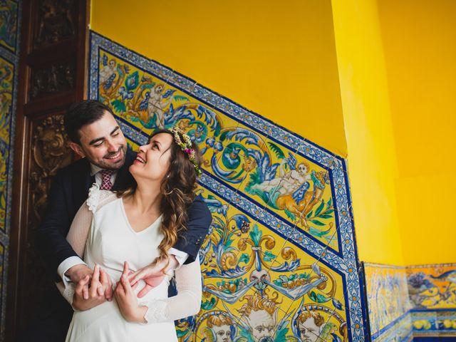 La boda de Javier y Alicia en Madrid, Madrid 255