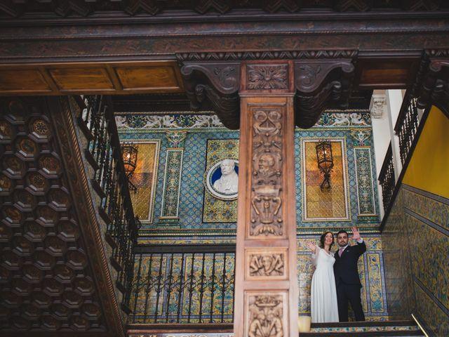 La boda de Javier y Alicia en Madrid, Madrid 256