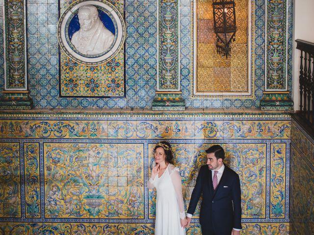 La boda de Javier y Alicia en Madrid, Madrid 257