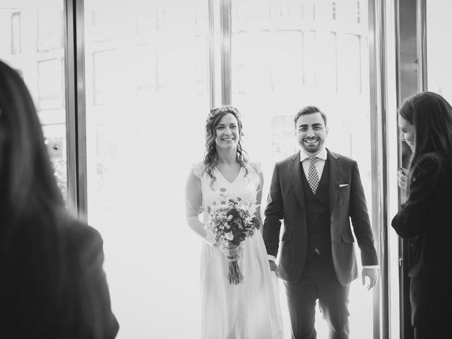 La boda de Javier y Alicia en Madrid, Madrid 261