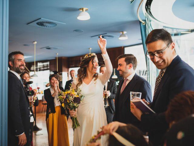 La boda de Javier y Alicia en Madrid, Madrid 263