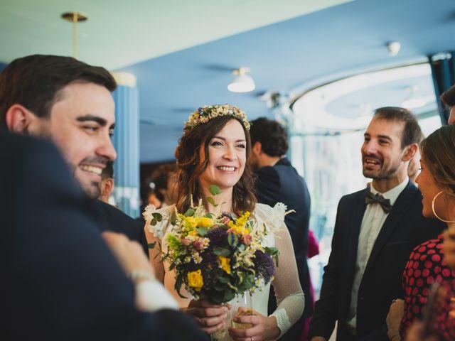 La boda de Javier y Alicia en Madrid, Madrid 271