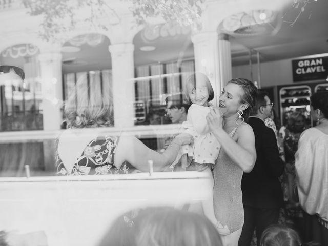 La boda de Javier y Alicia en Madrid, Madrid 290