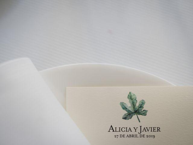 La boda de Javier y Alicia en Madrid, Madrid 323