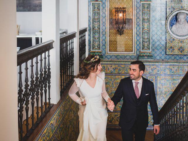 La boda de Javier y Alicia en Madrid, Madrid 331