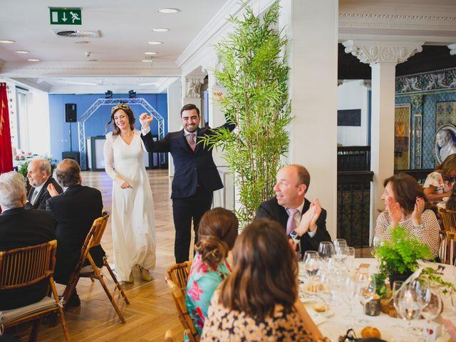 La boda de Javier y Alicia en Madrid, Madrid 333