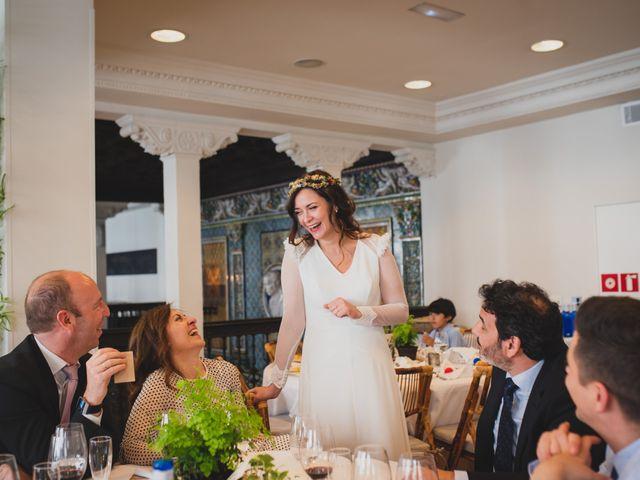 La boda de Javier y Alicia en Madrid, Madrid 344