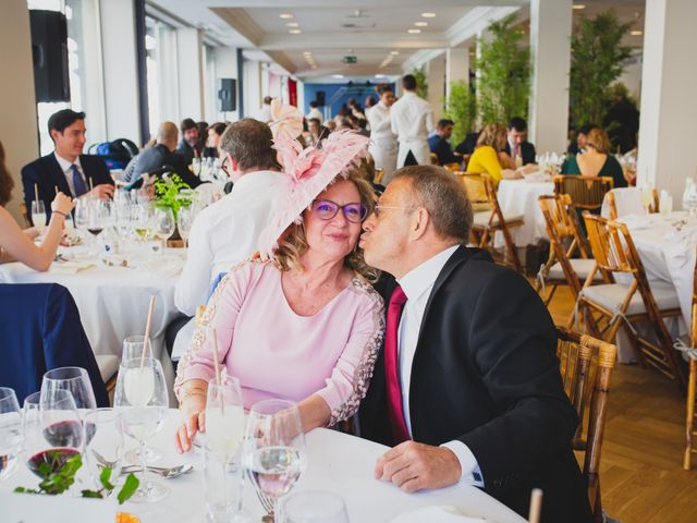 La boda de Javier y Alicia en Madrid, Madrid 349