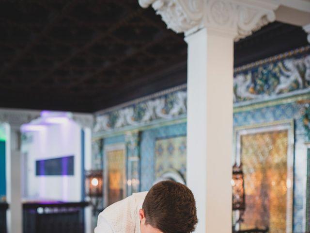 La boda de Javier y Alicia en Madrid, Madrid 351