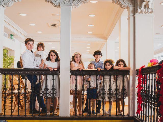 La boda de Javier y Alicia en Madrid, Madrid 355