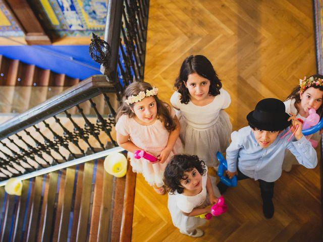 La boda de Javier y Alicia en Madrid, Madrid 376