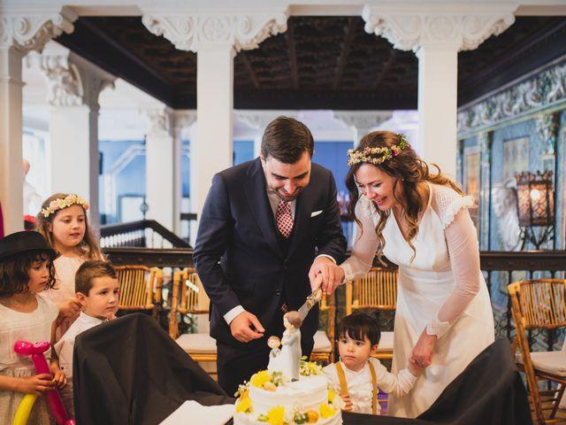 La boda de Javier y Alicia en Madrid, Madrid 379