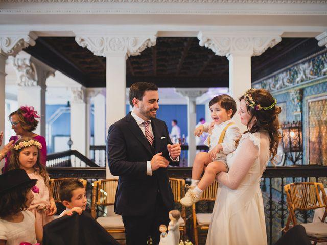 La boda de Javier y Alicia en Madrid, Madrid 380
