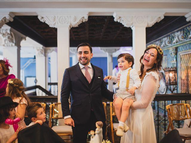 La boda de Javier y Alicia en Madrid, Madrid 381