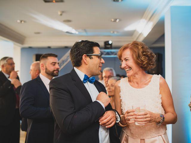 La boda de Javier y Alicia en Madrid, Madrid 399