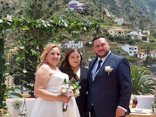 La boda de Nisamar y Marcos