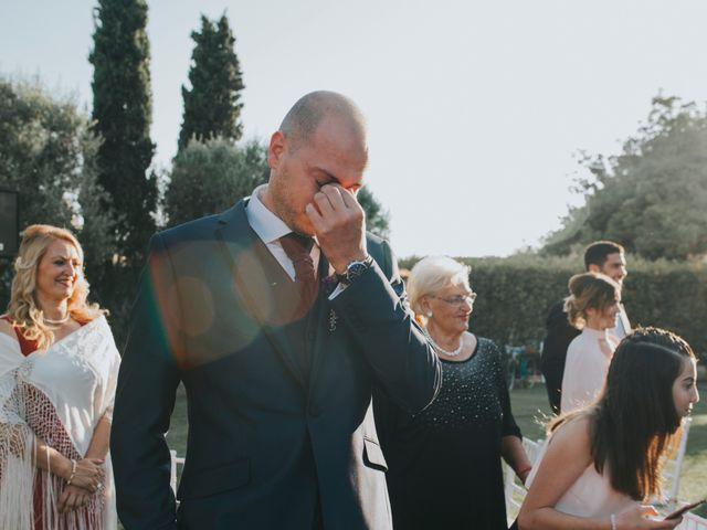 La boda de Kiko y Adriana en La Font D'en Carròs, Valencia 21