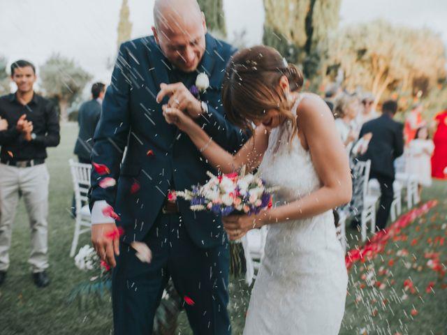 La boda de Adriana y Kiko