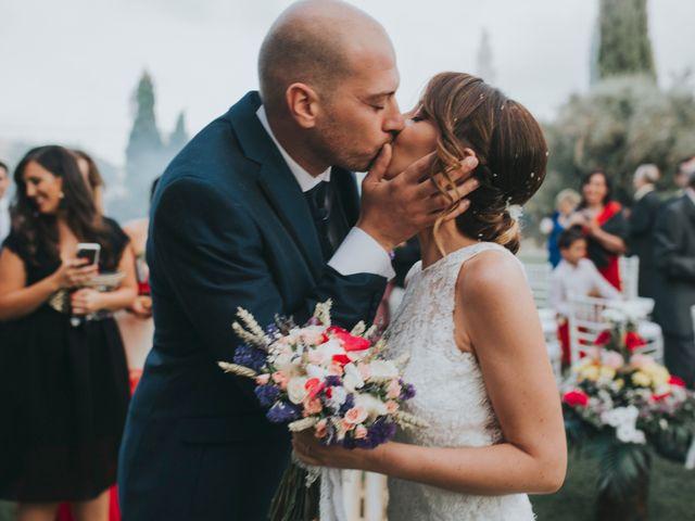 La boda de Kiko y Adriana en La Font D'en Carròs, Valencia 23
