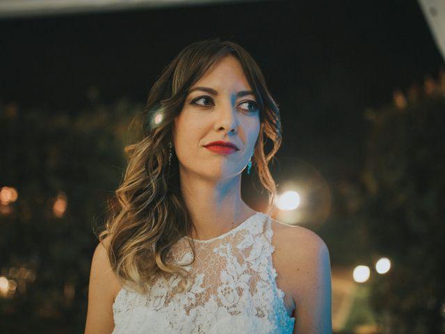 La boda de Kiko y Adriana en La Font D'en Carròs, Valencia 28