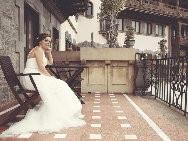 La boda de David y Eva en Las Palmas De Gran Canaria, Las Palmas 1