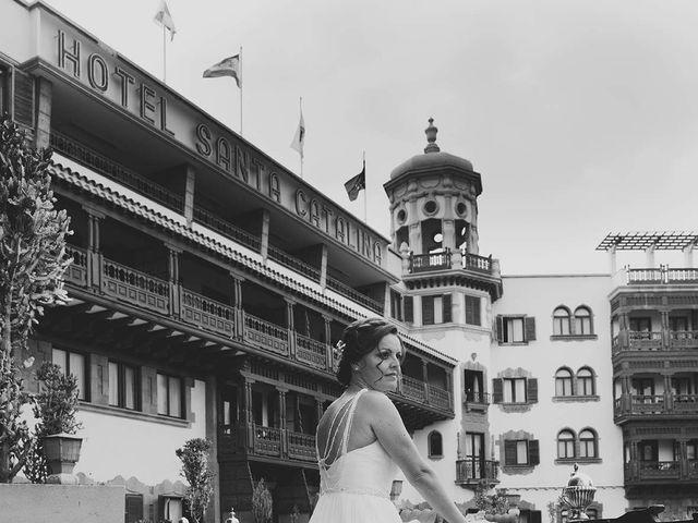 La boda de David y Eva en Las Palmas De Gran Canaria, Las Palmas 6