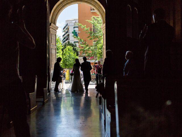 La boda de Ramon y Mari Carmen en Fuente Vaqueros, Granada 42