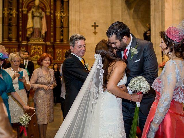 La boda de Ramon y Mari Carmen en Fuente Vaqueros, Granada 44