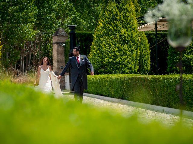 La boda de Ramon y Mari Carmen en Fuente Vaqueros, Granada 73