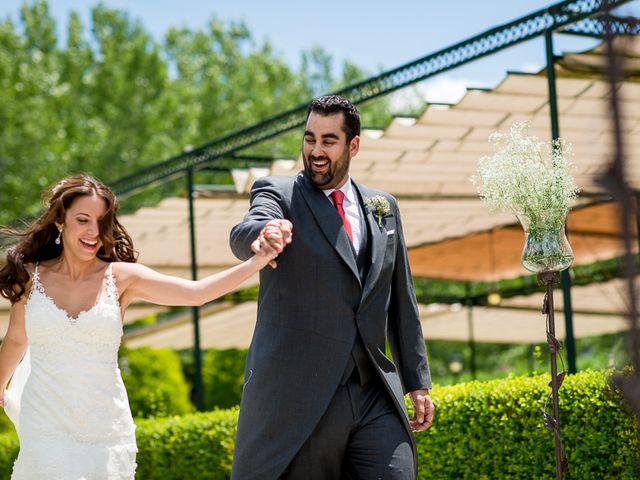 La boda de Ramon y Mari Carmen en Fuente Vaqueros, Granada 75