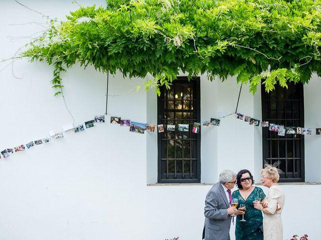 La boda de Ramon y Mari Carmen en Fuente Vaqueros, Granada 78