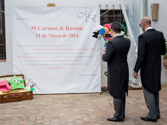 La boda de Ramon y Mari Carmen en Fuente Vaqueros, Granada 83