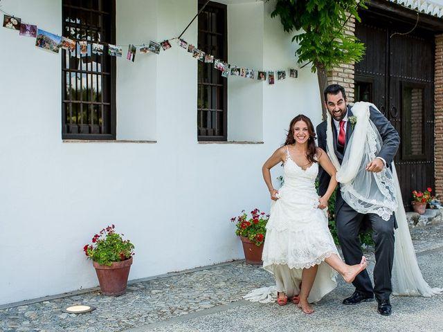 La boda de Ramon y Mari Carmen en Fuente Vaqueros, Granada 85