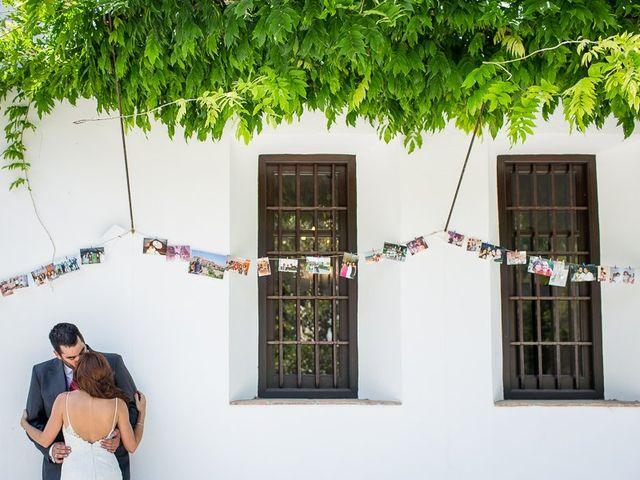 La boda de Ramon y Mari Carmen en Fuente Vaqueros, Granada 86