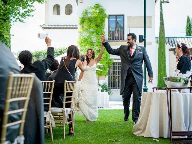La boda de Ramon y Mari Carmen en Fuente Vaqueros, Granada 87