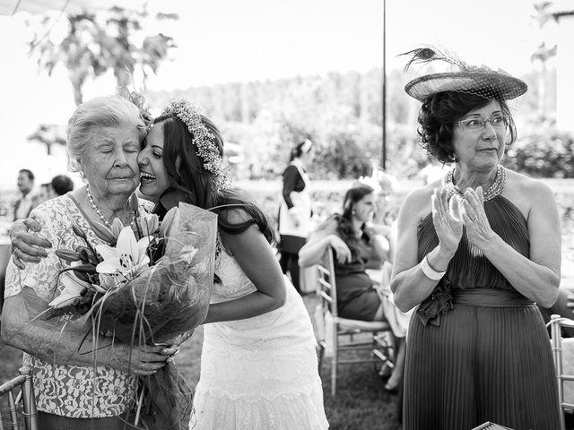 La boda de Ramon y Mari Carmen en Fuente Vaqueros, Granada 96
