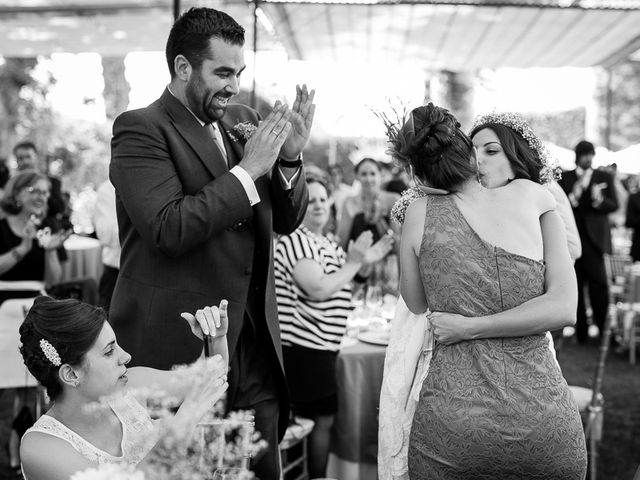 La boda de Ramon y Mari Carmen en Fuente Vaqueros, Granada 100