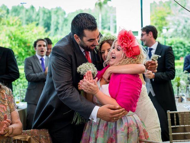 La boda de Ramon y Mari Carmen en Fuente Vaqueros, Granada 103