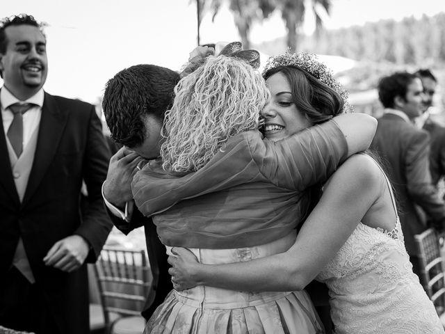 La boda de Ramon y Mari Carmen en Fuente Vaqueros, Granada 104