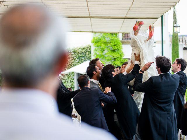 La boda de Ramon y Mari Carmen en Fuente Vaqueros, Granada 111