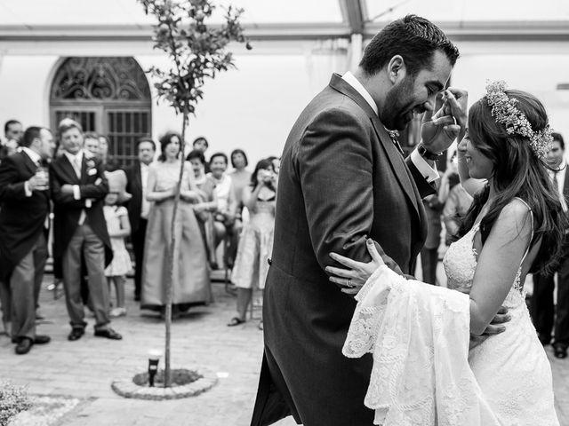 La boda de Ramon y Mari Carmen en Fuente Vaqueros, Granada 116