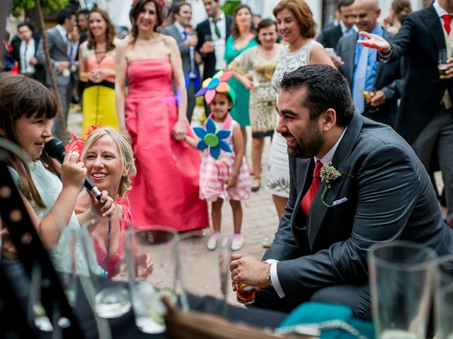 La boda de Ramon y Mari Carmen en Fuente Vaqueros, Granada 128