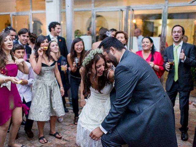 La boda de Ramon y Mari Carmen en Fuente Vaqueros, Granada 131