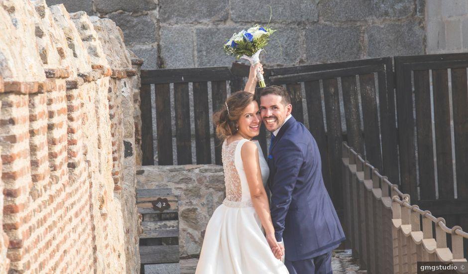 La boda de Sergio y Verónica en Ávila, Ávila