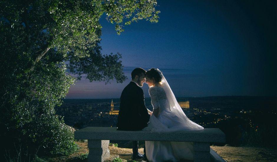 La boda de Daniel y Ester  en Toledo, Toledo