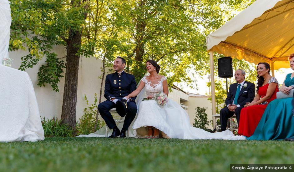 La boda de Selu y Inma en Granada, Granada