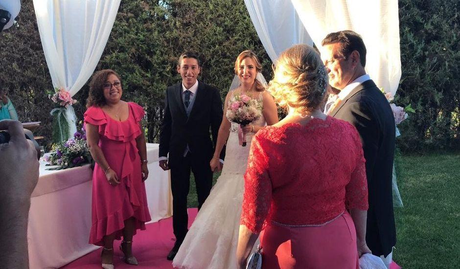 La boda de Erik y Maria en Andujar, Jaén