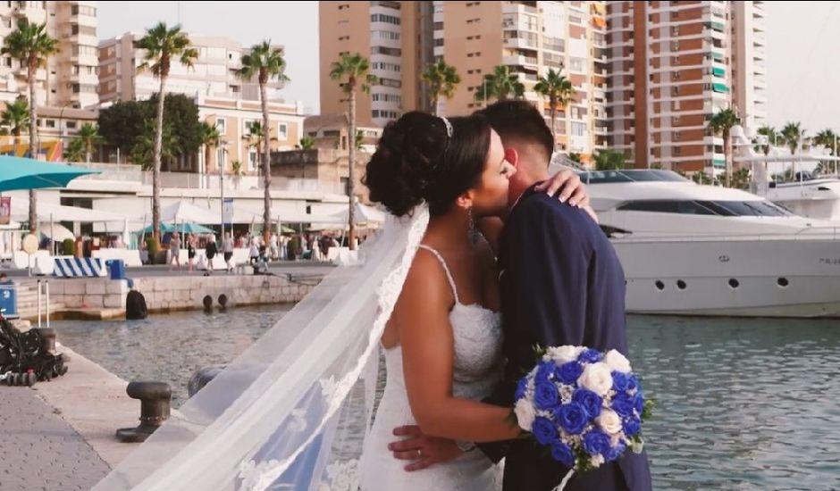 La boda de Javier y Jesica en Málaga, Málaga