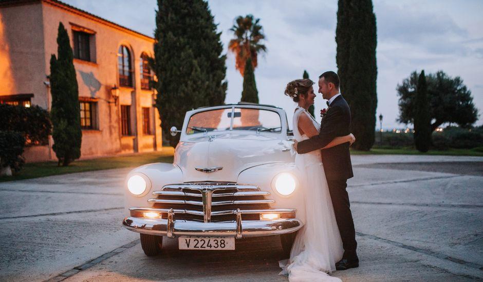 La boda de Javier y Ainhoa en Reus, Tarragona