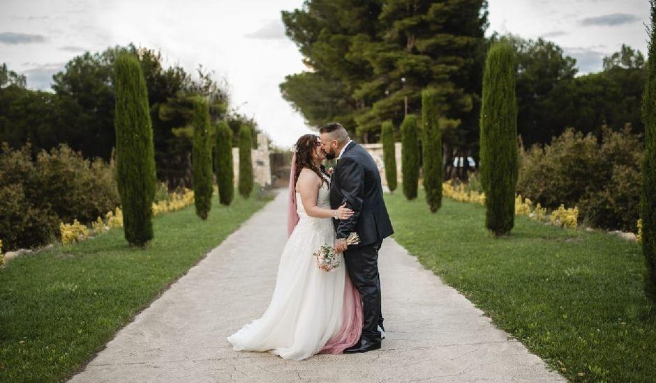 La boda de Jenny y Antonio  en L' Albiol, Tarragona